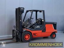 Vysokozdvižný vozík Linde E 48 P | Triplex elektrický vysokozdvižný vozík ojazdený
