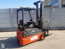 Linde E 14 used electric forklift