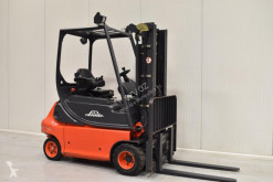 Linde E 20 P-02 E 20 P-02 used electric forklift