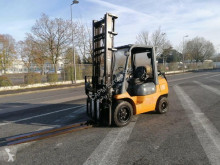 Toyota 7FGF30 used gas forklift