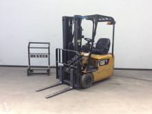 Caterpillar electric forklift EP 15 K RT