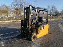 Caterpillar EP16PNT used electric forklift
