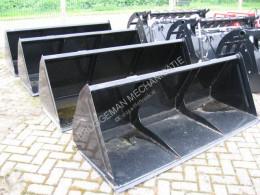 Equipamientos maquinaria OP Pala/cuchara bruggeman voorladerbak, grondbak, zandbak