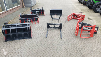 Fodder distribution spare parts Inter-Tech Grondbak, Mestgreep, Pelikaanbak, Ronde, Vierkante