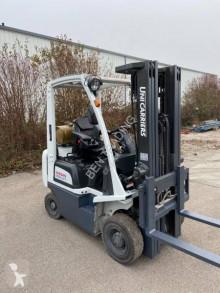 Vysokozdvižný vozík Nissan P1D1A15LQ plynový vysokozdvižný vozík ojazdený