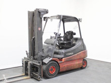 Linde E 25-02 336 used electric forklift