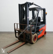 Linde E 25/387 used electric forklift