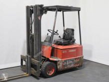 Linde E 15 324 used electric forklift
