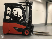 Linde E16-02 3 Whl Counterbalanced Forklift <10t Forklift used