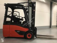 Carretilla elevadora Linde E16-02 3 Whl Counterbalanced Forklift <10t usada