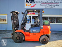 Toyota 42-7FGF25 used gas forklift