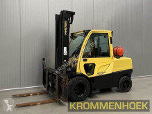 Hyster H 5.5 FT chariot à gaz occasion