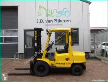 Hyster H3.00XM Isuzu triplex4.7m sideshift 4xhydrauliek! wózek diesel używany