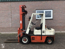 Nissan 2A25U. Heftruck VERKOCHT / SOLD Forklift used