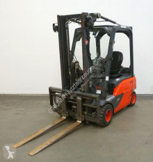 Linde E 20 PL/386-02 EVO used electric forklift