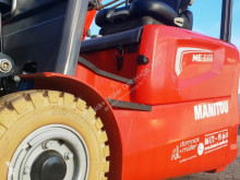 Stivuitor Manitou ME 316 4800Tripl DEMO second-hand