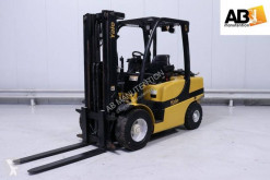 Yale GLP35VX used gas forklift