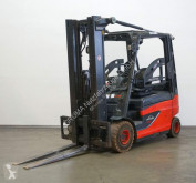 Linde E 25 L/387 used electric forklift