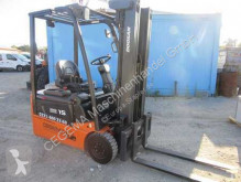 Doosan used electric forklift