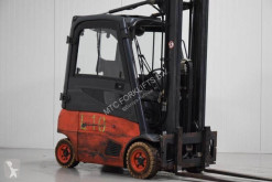 Linde E16P-01 used electric forklift