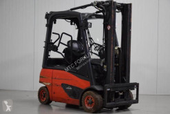 Linde E16P-02 used electric forklift