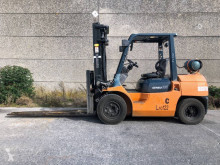 Toyota 02-7 FG 35 used gas forklift