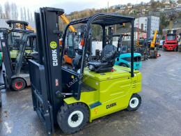 Clark GEX30S used electric forklift