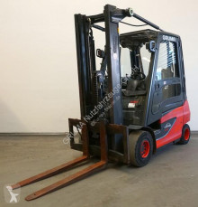 Linde E 30/387 used electric forklift