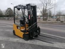 Caterpillar EP18CPN used electric forklift