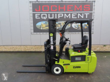 Clark electric forklift GTX 16