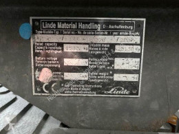 Linde H 150 D 354 chariot diesel occasion