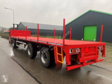 Flatbed trailer 10m20 construction trailer