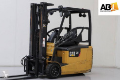Caterpillar EP20PNT used electric forklift