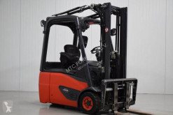 Linde E16-02 used electric forklift