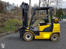 Hyundai 25L-7A used gas forklift