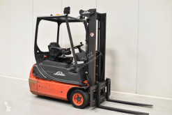 Linde E 16 C-02 E 16 C-02 used electric forklift