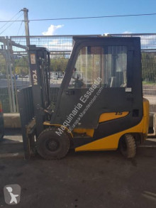 TCM 1.5 used gas forklift