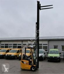 Still EFG 110 TRIPLEX Hubhöhe 5500 3 Ventile motostivuitor second-hand