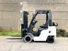 Nissan P1F1A15D used gas forklift