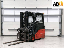 Linde E18-01 used electric forklift