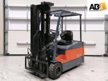 Toyota 7FBEF20 used electric forklift