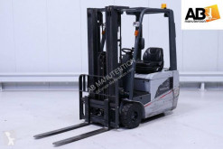 Nissan 1-N-1-L-18-Q used electric forklift