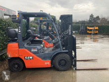 Toyota 028FGF25 used gas forklift