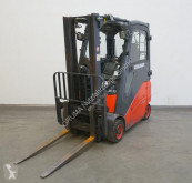 Linde E 16 PH/386 used electric forklift