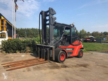 Linde H80T-02/900 tweedehands gas heftruck