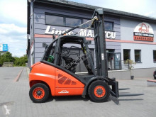 汽油叉车 Linde H45T Triplex , side shift