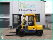 Hyster H3.20XML Perkins diesel triplex sideshift 4xhydrauliek naftový vozík použitý