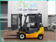 Vysokozdvižný vozík Jungheinrich TFG320 2t LPG triplex4.8m sideshift 2014 8493uur! plynový vysokozdvižný vozík ojazdený
