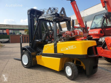 Yale GLP55 Triplex 5700 Forklift used