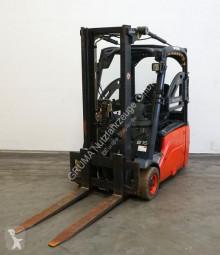 Chariot électrique Linde E 16 L/386